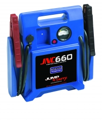 Arrancador baterías jnc660 profesional 12v 1700peaks 660cca
