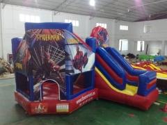 Castillo spiderman