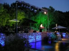 Iluminaci�n y sonido evento privado