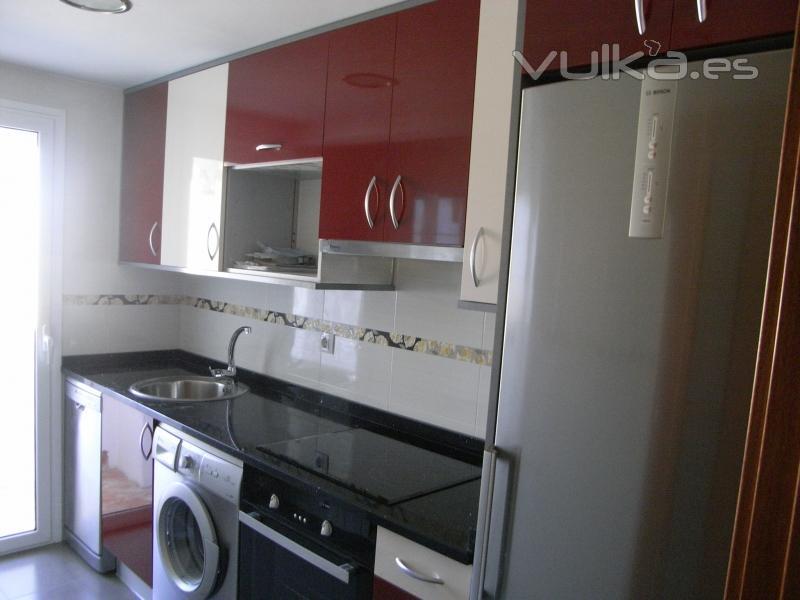 Reformas en zaragoza pisos ba os cocinas locales for Piso ducha bano