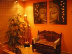 The nirvana spá , lugar mágico para relajarte.