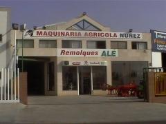 MAQUINARIA AGRICOLA NU�EZ RUIZ S.L.