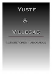 Yuste & Villegas Consultores- ABOGADOS