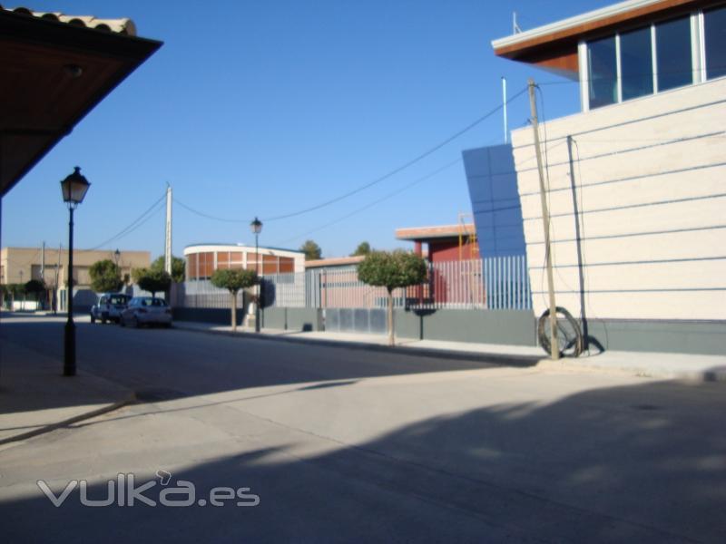 Crismar proyectos y obras s a for Piscina municipal lugo