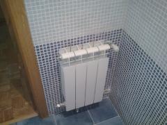 Mantenimiento, reparaci�n y suministro de radiadores