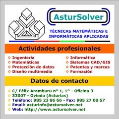 Información sobre AsturSolver