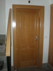 Puerta seguridad acorazada gardesa  haya