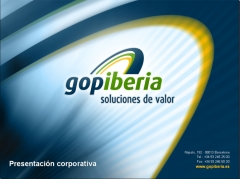 Presentación Corporativa - Portada