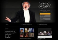 Sitio web Román Marcos
