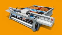 Océ Arizona 550 XT. Impresora de cartelería (soportes rígidos y flexibles)