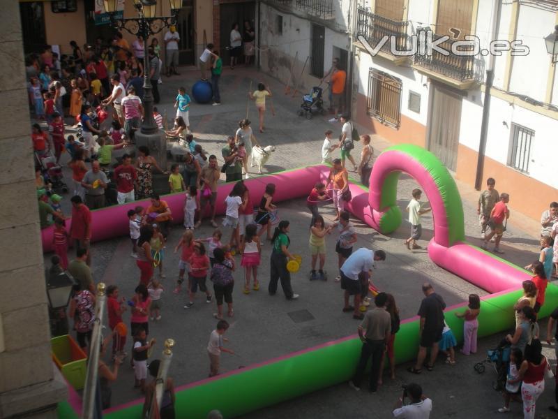 ESCUELA DE CIRCO FABIGAN, 500m2 de actividades circenses donde pequeños y mayores disfrutaran de la magia del circo.