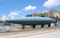 Submarino isaac peral cartagena