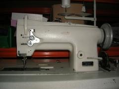 Maquina coser  triple arrastre brother