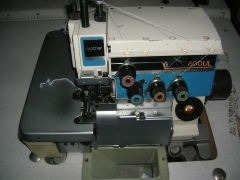 Overlock Brother doble arrastre