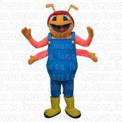 Hormiga mascota eventos 1113
