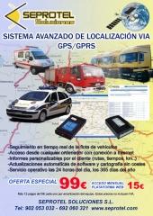 Oferta Sistema de Localizaci�n GPS y Control de Flotas de Veh�culos