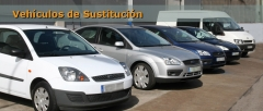 Coches sustituci�n taller