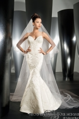 Vestido de novia demetrios� modelo 977 colecci�n 2010