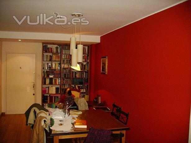 Grupo decotec pintura decoraci n y reformas for Pintura interior precio