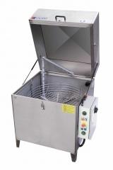 Lavadora de cesta rotativa gama x81 (lavado de piezas)