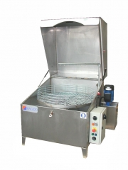 LAVADORA DE CESTA ROTATIVA GAMA X30 (lavado de piezas)