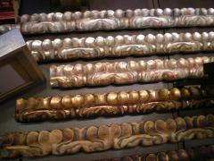 Molduras de Estilo Barroco con diferentes acabados