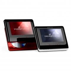 Dvd portátil multimedia con función marco digital-regalos de empresa