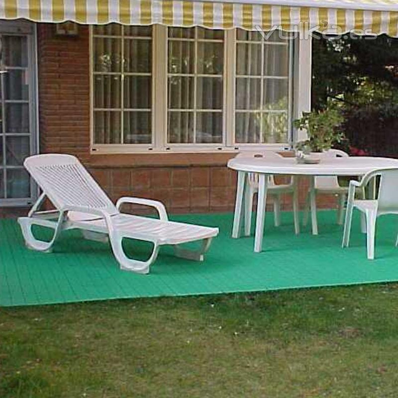 Innova parquets pavimentos y reformas for Losetas terraza