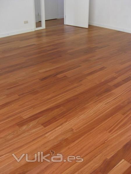 Foto pavimento vin lico imitaci n madera - Pavimento imitacion madera ...