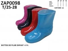 Botas de invierno , varios color - collection 2011