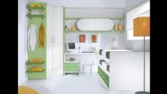 Armario rincon y compacto con cajones. dormitorio juvenil whynot new