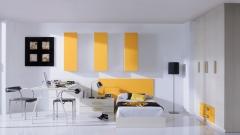 Composicion moderna de dormitorios juveniles. catalogo whynot new