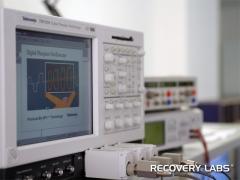 Mediciones con osciloscopio
