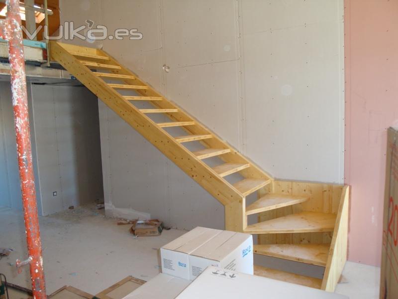 Tecnifusta enginyeria for Como calcular una escalera