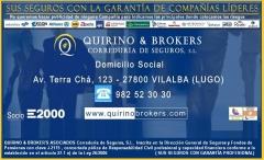 Quirino & brokers  - información ,  sus seguros en compañías aseguradoras líderes, y con la garantía ...