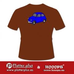 Camisetas hooops del 600 en plotterplus, una mezcla de objetos cotidianos y colores intensos en la coctelera, un ...
