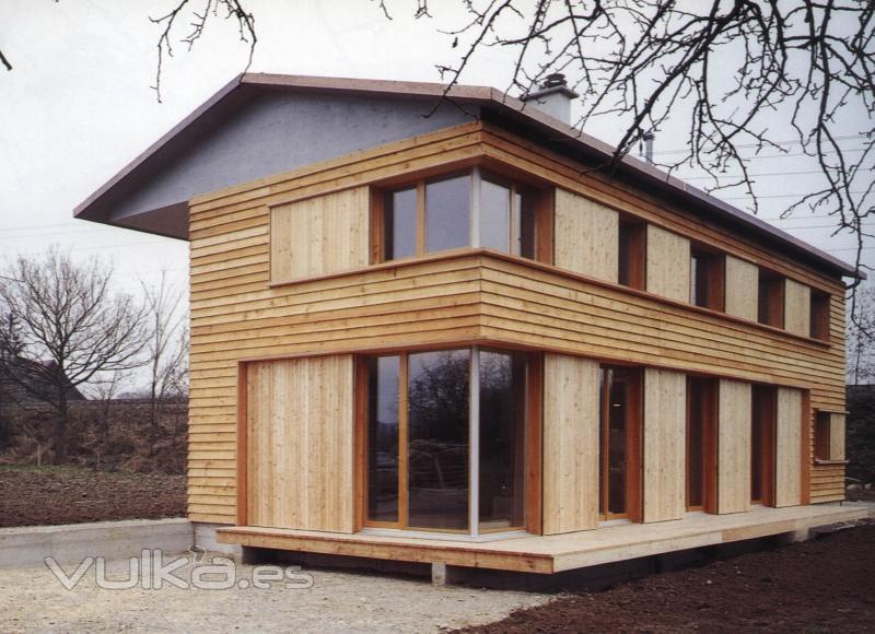 Foto viviendas dos plantas for Plantas de viviendas