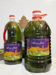 ALMA-JAEN. Verde alma cautiva en el olivo. Verde luz brillante. Intensa y viva esmeralda de nuestros campos.