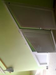Frontal armario 2 hojas abatibles hueco escalera