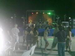 Actuacion de la banda del trigre sonido  ph sounds