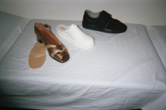 Plantillas personalizadas, calzado terapeutico especial pies delicados
