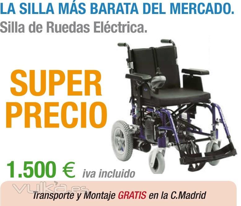 sillas de ruedas electricas segunda mano barcelona