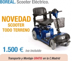 scooters para minusvalidos discapacitados