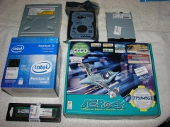 Componentes utilizados en nuestro Curso de Técnico Informático