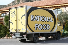 Rational Food, cami�n