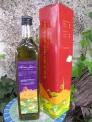 ALMA-JAEN. Botella de 750 ml. y estuche regalo