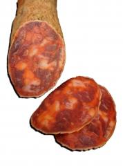Embutidos ibéricos de bellota nobleza charra, chorizo ibérico de bellota, elaborado con magro ibérico de bellota ...