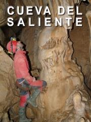 Exposicon de la cueva en hospederia restaurante virgen del salente