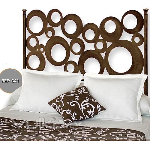 Foto cabezales camas completas del dise o que quiera - Cabezales de forja modernos ...