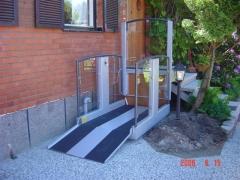 Elevador vertical lp5+